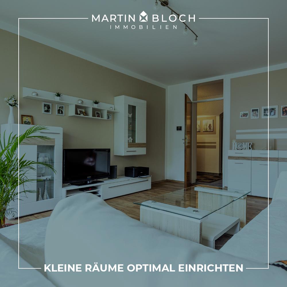 Kleine Räume optimal einrichten | Blog Immobilienmakler ...